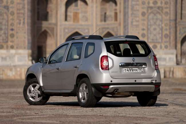 Фото Renault Duster 2013