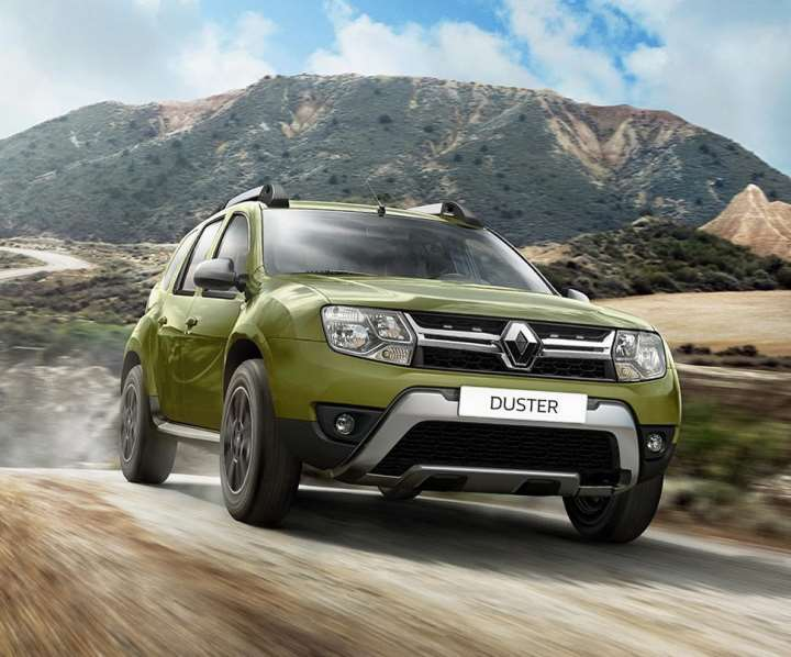 фото Renault Duster 2015-2016