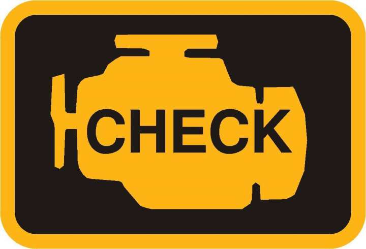 Иконка Check Engine